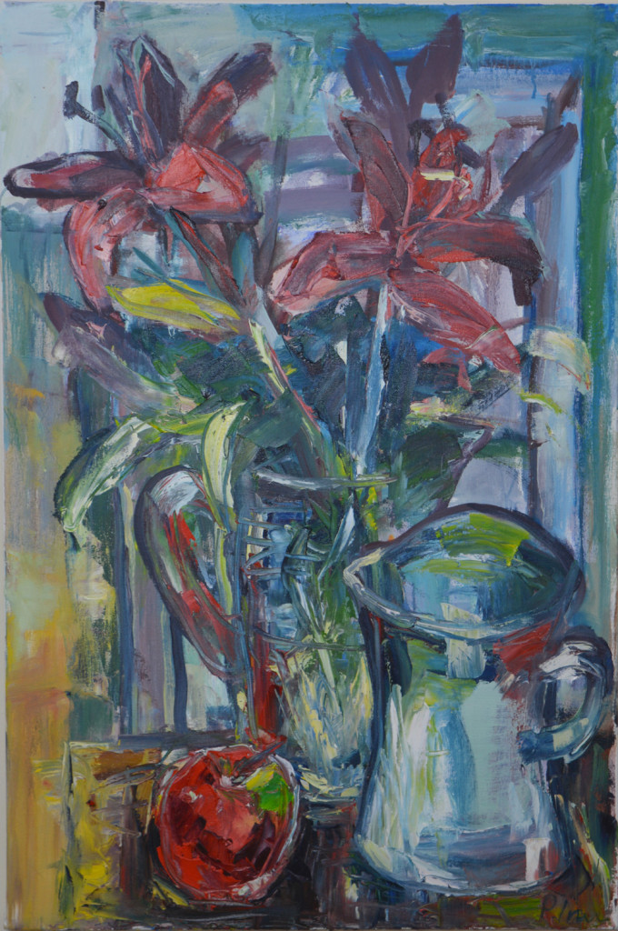Pat Irwin - Lilies