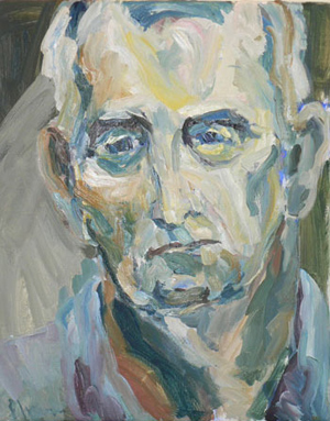 Pat Irwin - Self Portrait